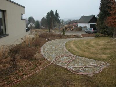 BV Crottendorf Granitsteinpflaster und Betonplatten 100x100 cm 2