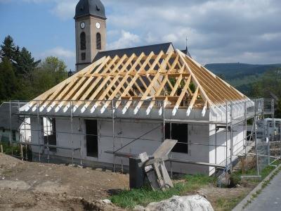 Neubau Einfamilienhaus 2009